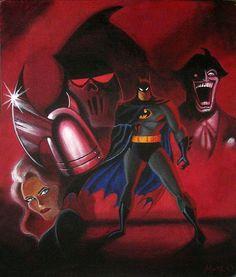 Mask of The Phantasm - Bruce Timm