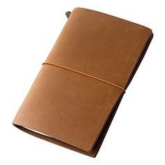 Traveler's notebook camel [15193006] Midori https://www.amazon.com/dp/B01BVJES3S/ref=cm_sw_r_pi_dp_ryJyxbSNXD9GB