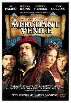 Entry #56: The Merchant of Venice Set: 1596 // https://plus.google.com/107011618371238427103/posts/8UhdNvZMGrM // Rotten Tomatoes