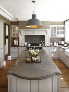 Wonderful Kitchens Padstow Sydney.  Like this kitchen but in a different colour scheme.