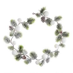 Gift Wrap: Northern Lights-Collections-Inspiration | World Market Christmas Kitchen, Plaid Christmas, Christmas Holidays, Christmas Decorations, Xmas, Holiday Decorating, Christmas 2019, White Christmas, Christmas Wreaths