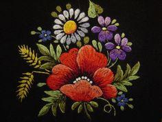 Estonian embroidery