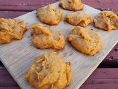 Drop Sweet Potato Cookies | Coseppi Kitchen