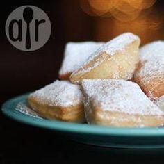 Les beignets de la Nouvelle-Orléans / Los buñuelos de la Nueva Orleans