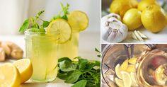 Aprende a preparar una simple bebida simple natural que te ayudará a eliminar las grasas en sangre y volver a llevar oxígeno a todo tu cuerpo.