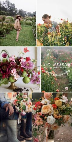 The amazing Amy Merrick is teaching a floral weekend intensive August 24th & 25th!  Sounds like good times!