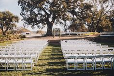 Rustic Ranch Wedding. Another lovely outdoor rustic wedding.