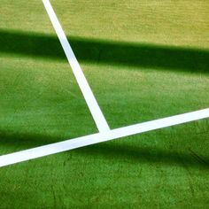 #tennis #court #shadow #lines