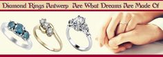 Every lady dreams of being gifted the perfect diamond ring on her wedding or engagement. In order to achieve this perfection, one can design their own diamond rings Antwerp.