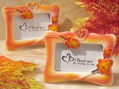 Splendid Autumn themed photo frame