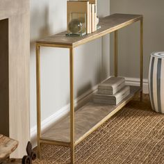 Best Garden Decorations Tips and Tricks You Need to Know - Modern Narrow Console Table, Wooden Console Table, Wooden Tables, Narrow Entryway Table, Narrow Side Table, New Furniture, Table Furniture, Welded Furniture, Entry Closet