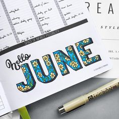 "Passion Planner (@passionplanner) on Instagram: ""It's JUNE! Can you believe we're already halfway through the year? Time sure flies when you're busy…"""