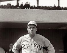 Babe Ruth, Boston Red Sox