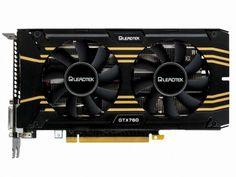 Leadtek Intros 4 GB WinFast GeForce GTX 760 Hurricane Graphics Card