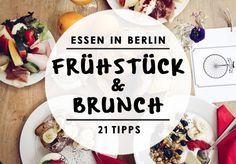 Die Lieblingsbeschäftigung der Berliner am Wochenende ist Frühstücken und Brunchen gehen. Deshalb stellen wir euch 21 tolle Frühstückcafés vor.