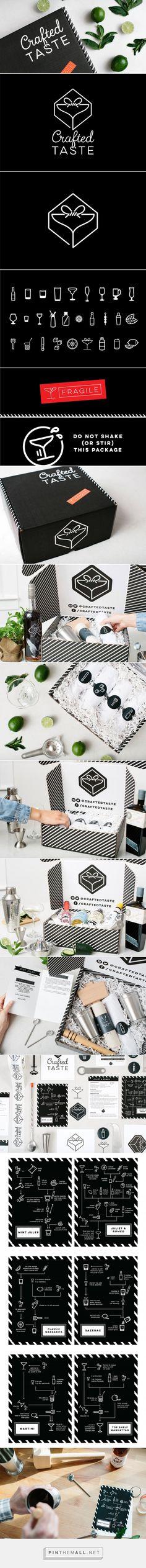 Crafted Taste — The Dieline - Branding