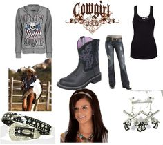 """""""Trail Ride"""" by teriessa-culpepper on Polyvore"""
