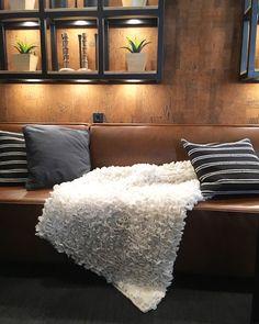 Luxury White Blanket, Satu Nisu Design, interior, design, handmade, www.satunisu.fi Throw Pillows, Blanket, Interior Design, Luxury, Bed, Handmade, Inspiration, Home, Nest Design