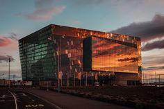Harpa - 3.30 in the morning