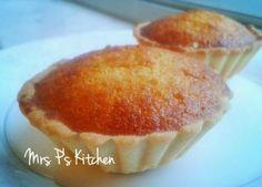 港式椰撻-簡單食譜