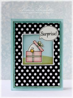 Peppermint Patty's Papercraft: Create a Smile's new challenge!