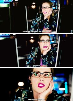 Arrow - Felicity Smoak #4.3 #Season4 ♥ #OTA