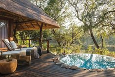 The 7 Best Luxury Safari Lodges in Africa - Best-Luxury-Safari-Lodges-Dulini -. Christmas Lodge, Africa Safari Lodge, Safari Holidays, Westerns, Game Lodge, River Lodge, Montana, Colorado, Luxury Camping