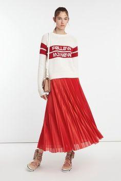 Red Valentino Resort 2019 New York Collection - Vogue