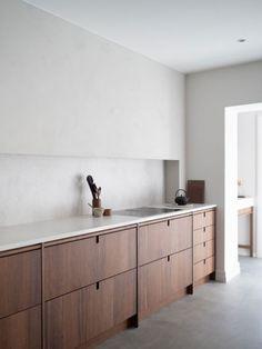 bamboo interior design ideas // sustainable homes Modern Kitchen Design, Home Decor Kitchen, House Interior, Interior, Luxury Interior, French Kitchen Decor, Kitchen Design, Apartment Interior, Home Decor