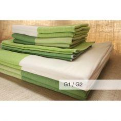 Yoshii 2 Tone Chambray Towels by Yoshii Towel - Lekker Home