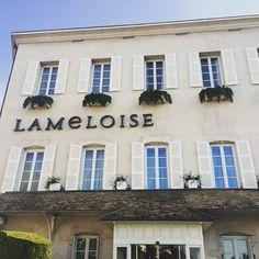 Hôtel Restaurant Lameloise in Chagny, Bourgogne, France 3 michelin stars