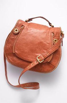 Rebecca Minkoff 'Vanity' Glazed Leather Crossbody Bag
