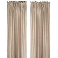 Taupe Pearl Waves Curtain Panel 84 At Big Lots