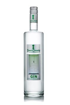 Door County Distillery Gin PD