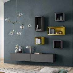 Unique 'Augusto' Wall Unit by Dall'Agnese