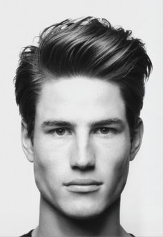 Casual Hairstyle - Hairstyle Ideas for Men