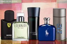 Compre já 5 opções de perfumes masculinos, a partir de R$ 119,90 + frete grátis.