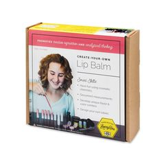 The Create-Your-Own Lip Balm Kit