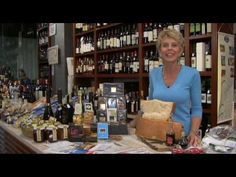 """World Food Markets Italy    Join award-winning cookbook author Paulette Mitchell on a tour of food markets in Florence, Italy to explore Italian culture and food in this clip from """"World Food Markets: Italy"""" from Learning ZoneXpress."""