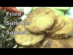 Cooking From Scratch:  Fried Summer Squash