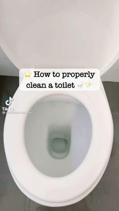 House Cleaning Checklist, Diy Home Cleaning, Deep Cleaning Tips, Household Cleaning Tips, Cleaning Recipes, Natural Cleaning Products, Toilet Cleaning Tips, Spring Cleaning, Cleaning Toilets