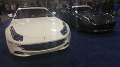 Ferrari FF and California T 2015