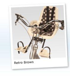 Bobike Mini - Retro Brown