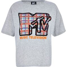 3e63bf75ab4600 Missed out on our favourite River Island oversized MTV retro tee  River  Island have some more retro beauties in stock!