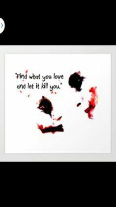 Find what u love