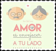 A tu lado Romantic Words, Love Illustration, Forever Love, Loving U, Bff, Love Quotes, Marriage, Place Card Holders, Learning