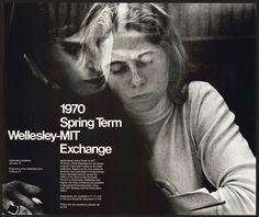 Dietmar R. Winkler, Wellesley-MIT Exchange, 1970 Spring term