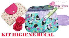 Kit de Higiene Bucal - Como Fazer!? Ateliê Decor D'Luxo