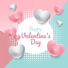Valentine's Day Sweet Color Background With Hearts Circle Frame, Banner Vector Banner Vector, Banner Template, Card Templates, Price Tag Design, Torn Paper, Sale Banner, Banner Design, Happy Valentines Day, Boyfriends