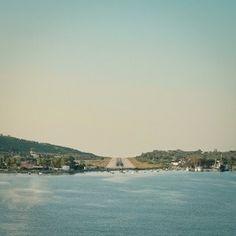 Internationaler Flughafen von Skiathos wird unter anderem von Condor und AirBerlin angeflogen